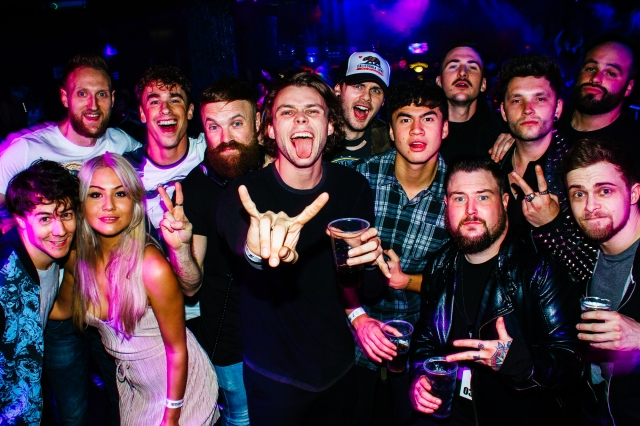 Cathouse, Don Broco & 5SOS-75