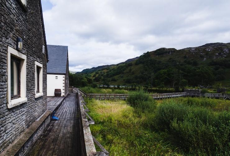 Amy, Loch Lomond and Glen Coe-1