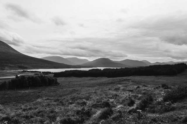 Amy, Loch Lomond and Glen Coe-10