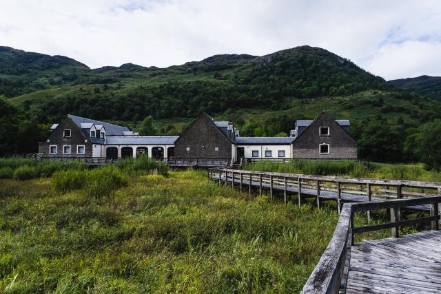 Amy, Loch Lomond and Glen Coe-2