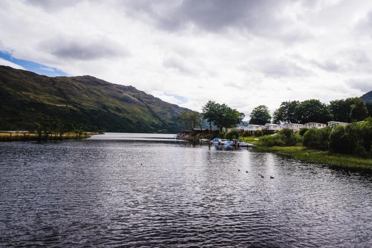 Amy, Loch Lomond and Glen Coe-3