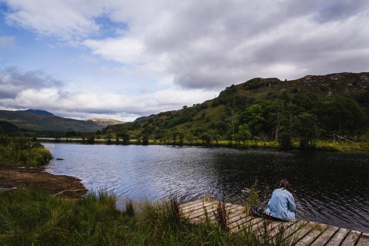Amy, Loch Lomond and Glen Coe-5