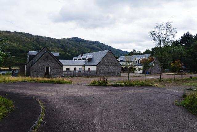 Amy, Loch Lomond and Glen Coe-6