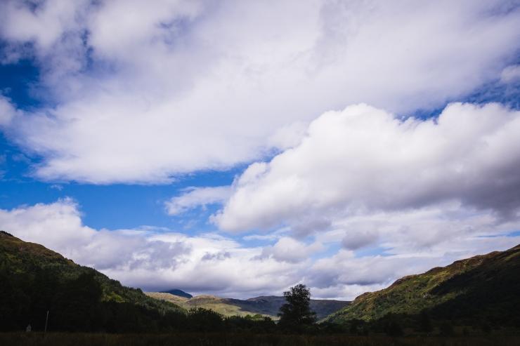 Amy, Loch Lomond and Glen Coe-7