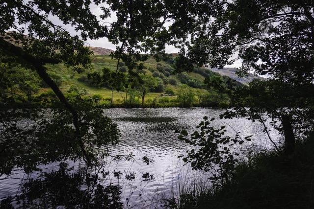 Amy, Loch Lomond and Glen Coe-8