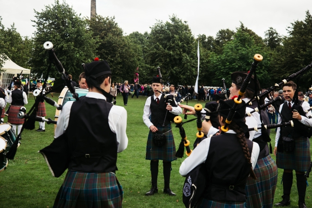 World Pipe Band Championships-1