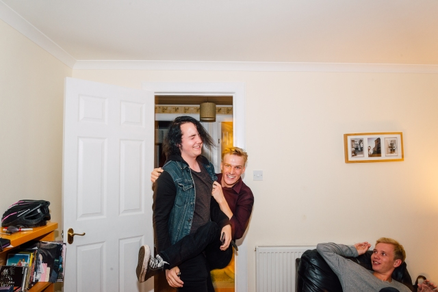 Sam & Dakota, House Party-10