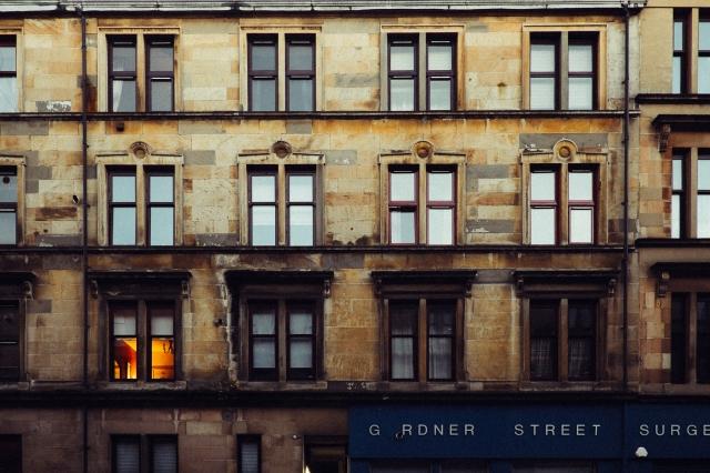Glasgow with Fujifilm X-Pro2 18mm f2 by Lee Jones