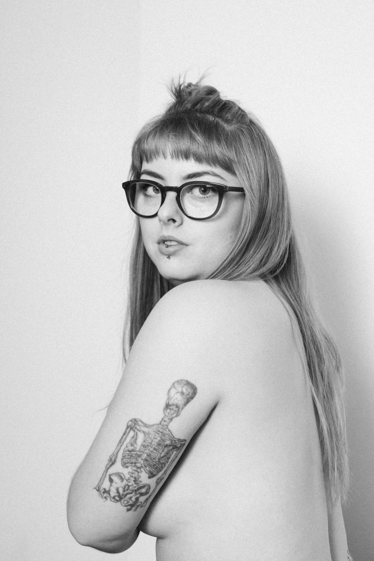 Sarah Felis by Lee Jones for Alium Cult